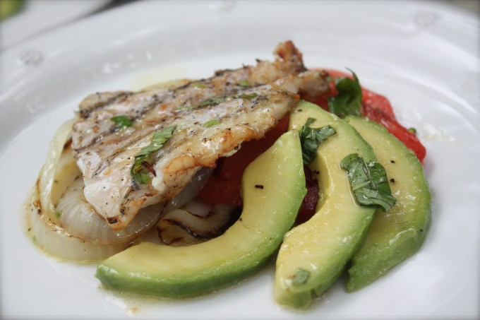 Summertime and the grillin s easy for Grouper fish recipes