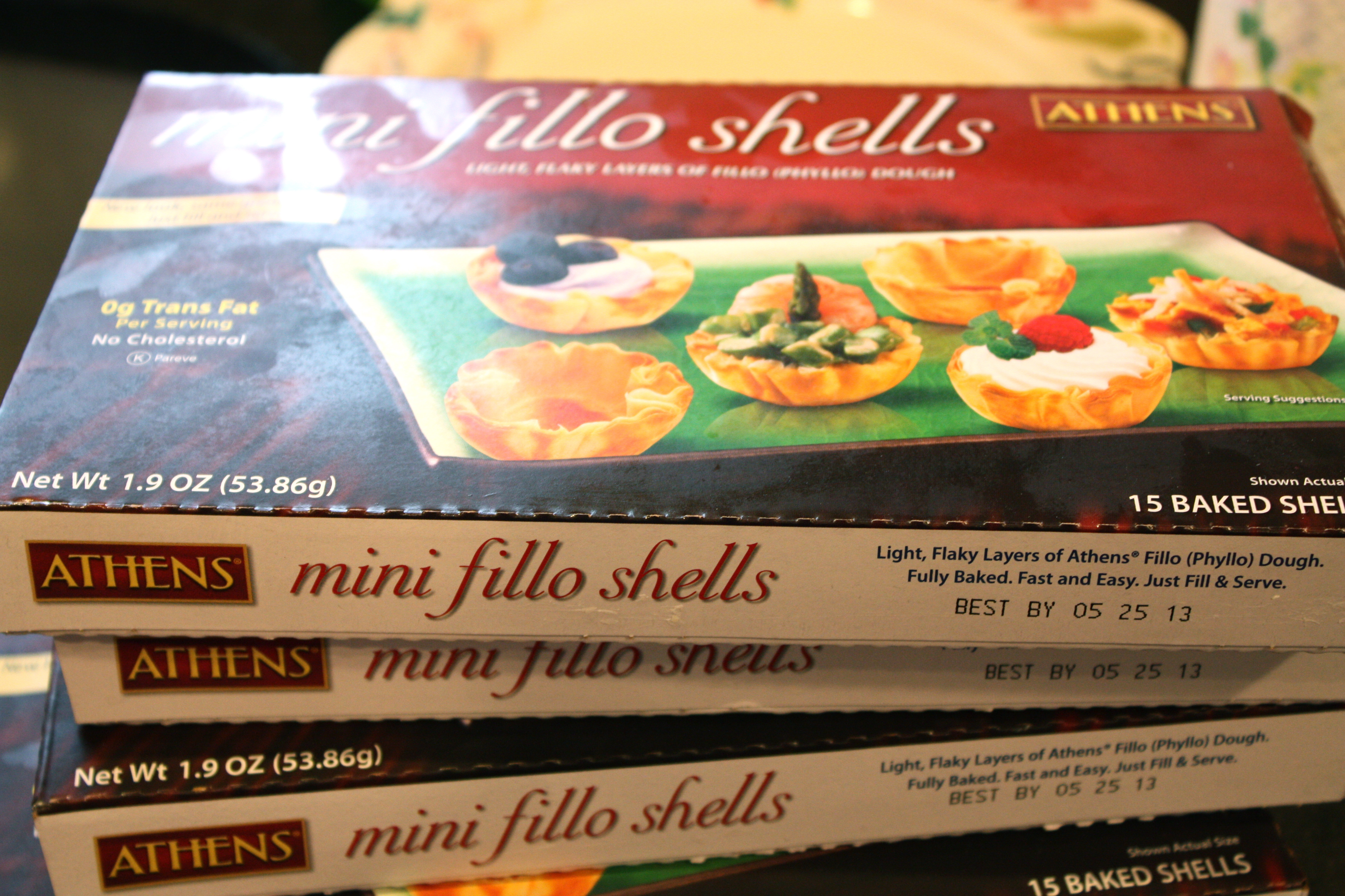 Mini Pie Shells Costco